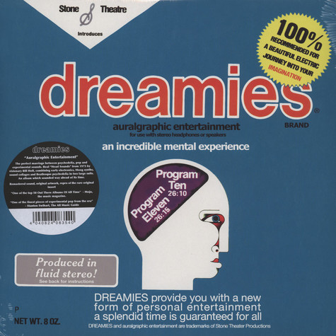 Dreamies - Auralgraphic Entertainment