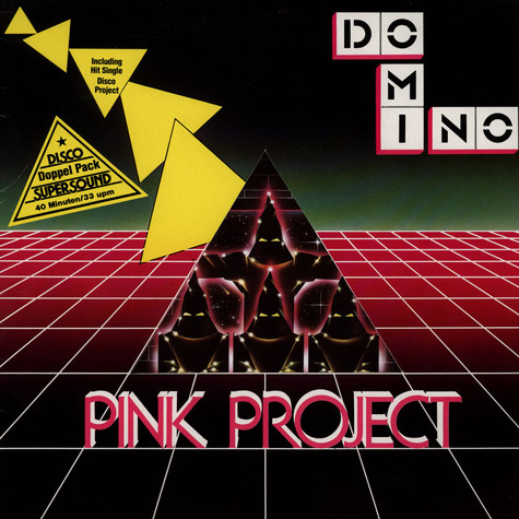 Pink Project - Domino