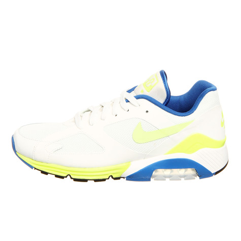 d2f0970e1dd2 Nike - Air Max Terra 180 QS (Summit White   Hot Lime Bl Spphr)