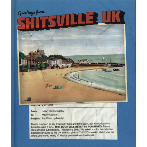 Monty Cantsin - Shitsville UK