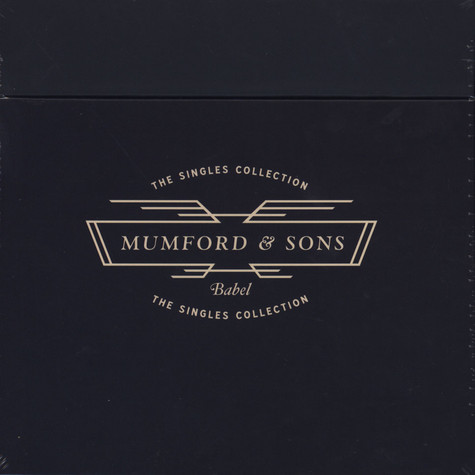 Mumford & Sons - Babel: The Singles Collection Box