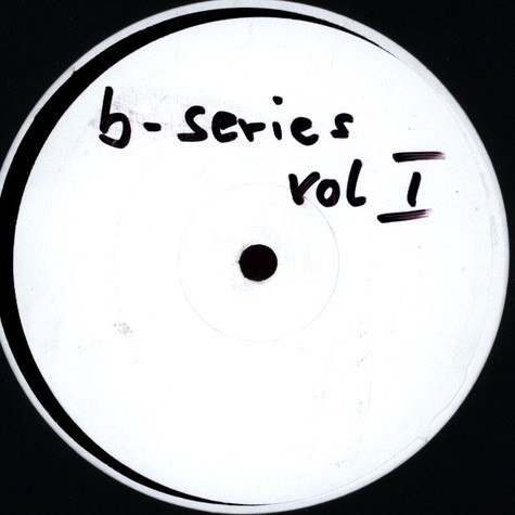 Steve Bug - B Series Vol. 1