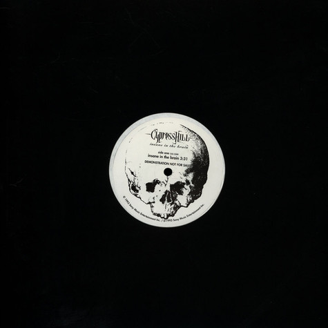 Cypress Hill - Insane In The Brain / When The Sh-- Goes Down
