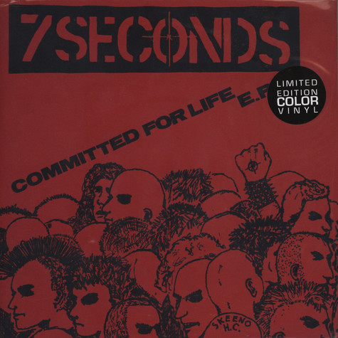 7 Seconds - Committed For Life