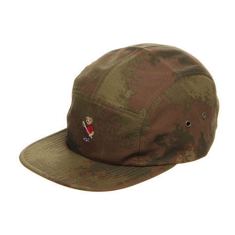 Acapulco Gold - Angry Lo Camper Cap