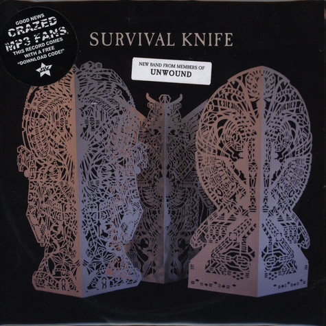 Survival Knife - Divine Mob / Snakebit