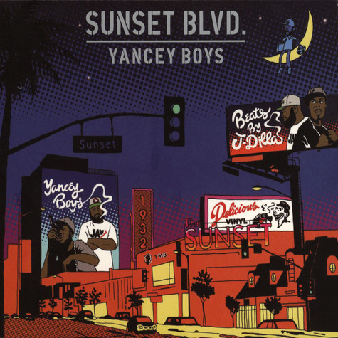 Yancey Boys - Sunset Blvd.
