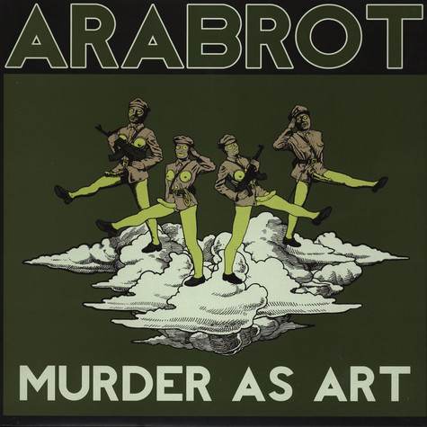 Arabrot - Murder As Art EP