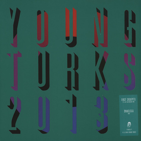 V.A. - Young Turks 2013 / 1