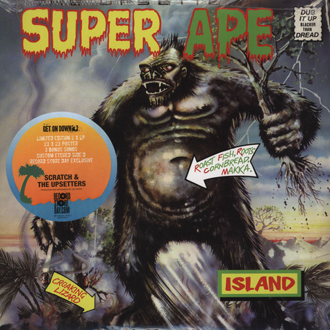 Upsetters, The - Super Ape Deluxe Edition