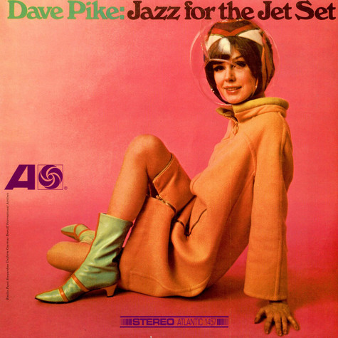Dave Pike - Jazz For The Jet Set