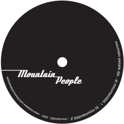 Mountain People DJs - Mountain005