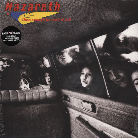 Nazareth - Close Enough For Rock N Roll