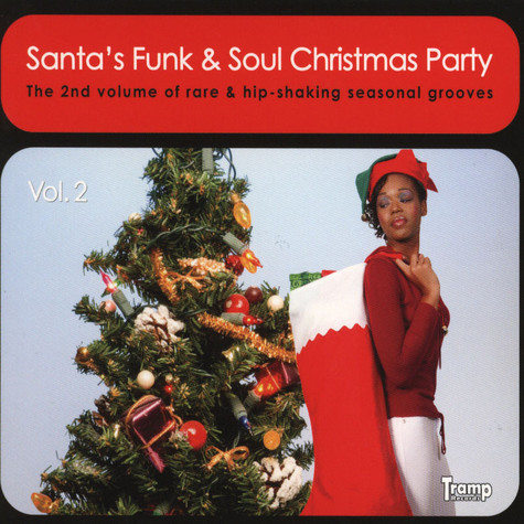 Santa's Funk & Soul Christmas Party - Volume 2