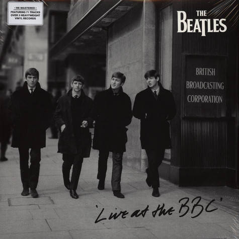 Beatles, The - Live At The BBC Remastered Edition