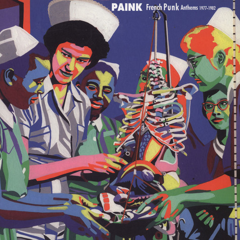 V.A. - Paink French Punk Anthems 1975-1982