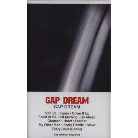 Gap Dream - Gap Dream
