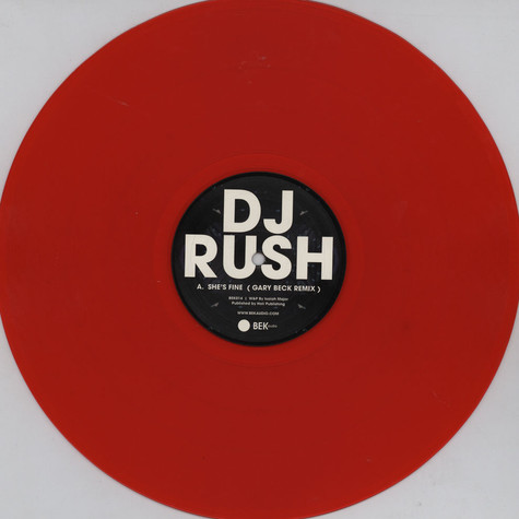DJ Rush - She Is Fine Gary Beck Remix