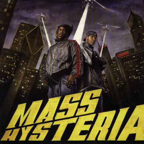 Mass Hysteria - It Aint Safe