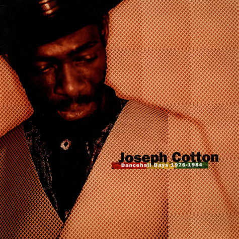 Joseph Cotton - Dancehall Days 1976-1984