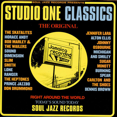 V.A. - Studio One Classics - The Original