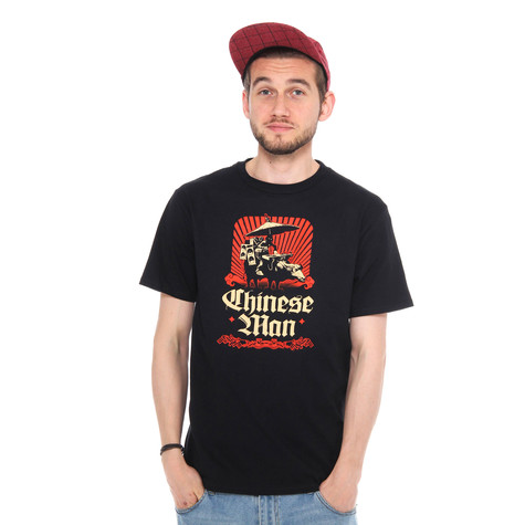 Chinese Man - Groove Sessions T-Shirt