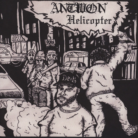 Antwon - Helicopter // Laugh Now