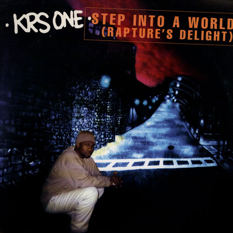 KRS-One - Step Into A World (Rapture's Delight)