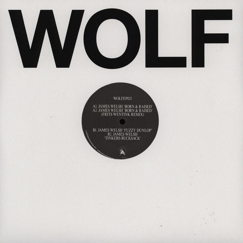 James Welsh - WOLF EP 21
