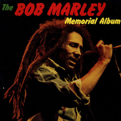 Bob Marley - The Bob Marley Memorial Album