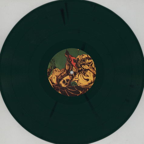 Psychemagik - Diabolical Synthetic Fantasia - Vinyl Sampler