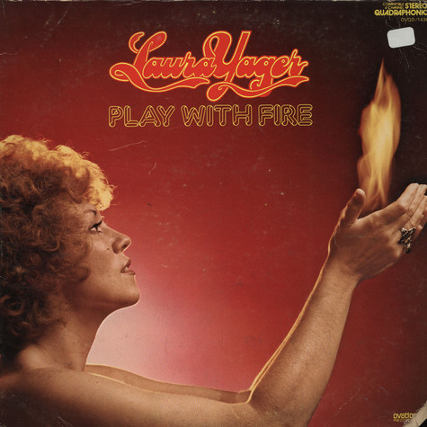 Laura Yager - Play With Fire