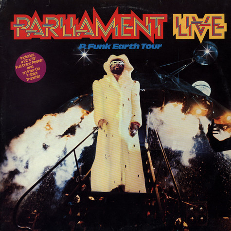 Parliament - Parliament Live - P.Funk Earth Tour