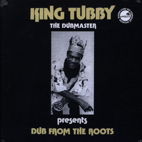 King Tubby - The Roots Of Dub Box Set