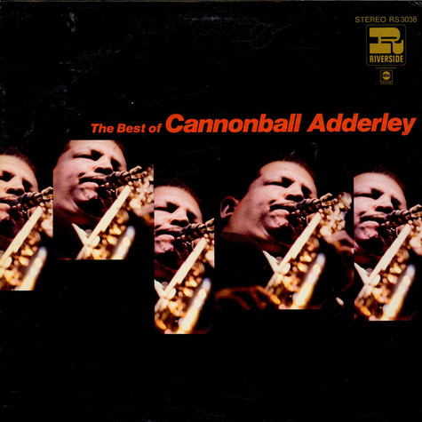 Cannonball Adderley - The Best Of Cannonball Adderley
