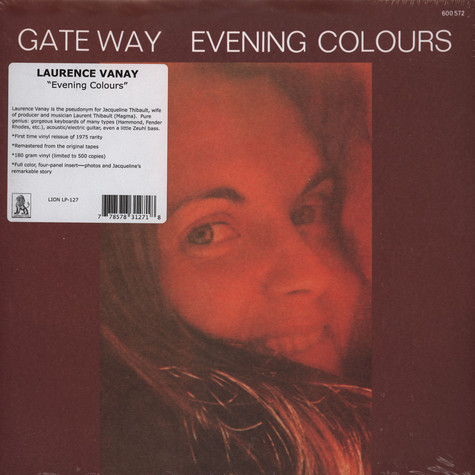 Laurence Vanay - Evening Colours