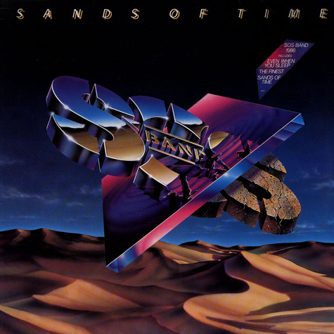 S.O.S. Band, The - Sands Of Time