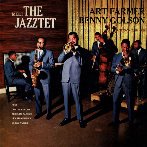 Art Farmer & Benny Golson - Meet the Jazztet