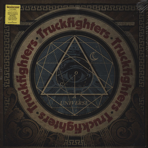 Truckfighters - Universe Red Vinyl Edition