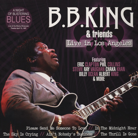 B.B. King - Live In Los Angeles