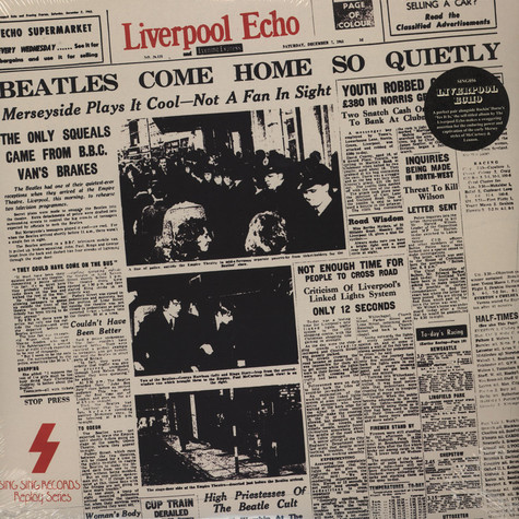 Liverpool Echo, The - The Liverpool Echo