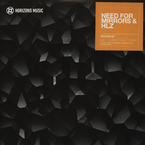 Need For Mirrors & HLZ - Rotor EP