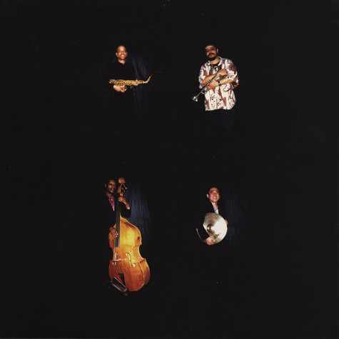 Idris Ackamoor Paris Quartet - The Periphery of the Periphery
