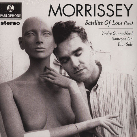 Morrissey - Satellite Of Love (Live)