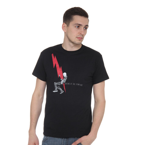 Queens Of The Stone Age - Lightning Dude T-Shirt