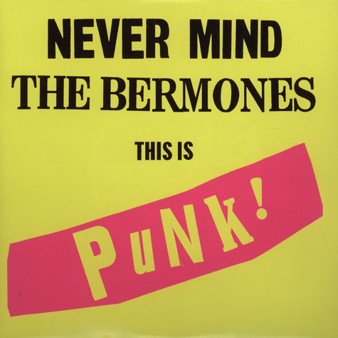 Bermones, The - Punk EP
