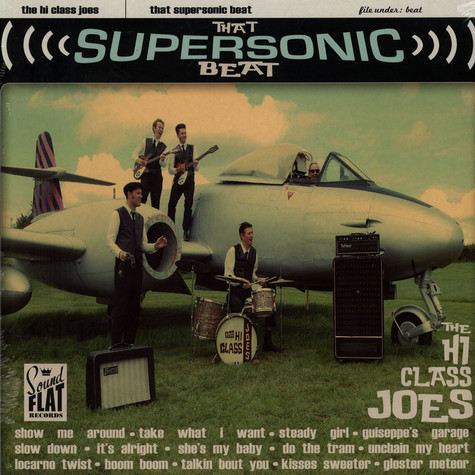 Hi Class Joes, The - That Supersonic Beat