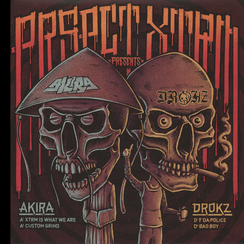 Akira / Drokz - XTRM Is What We Are