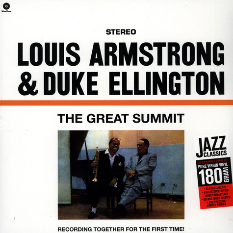 Duke Armstrong - The Great Summit