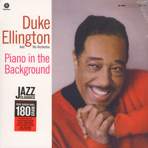 Duke Ellington & His Orchestra - Piano In The Background